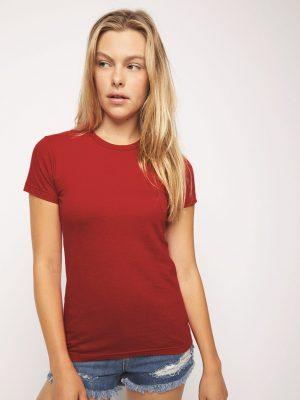 Custom Screen Printed American Apparel Ladies Fit Shirts