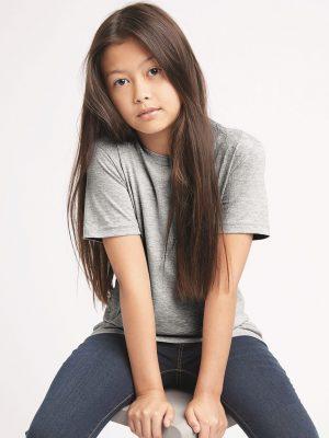 Custom Screen Printed American Apparel Youth Shirt