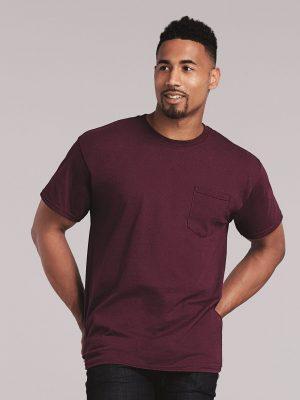 Method Chicago Screen Printing - Gildan Pocket Shirt