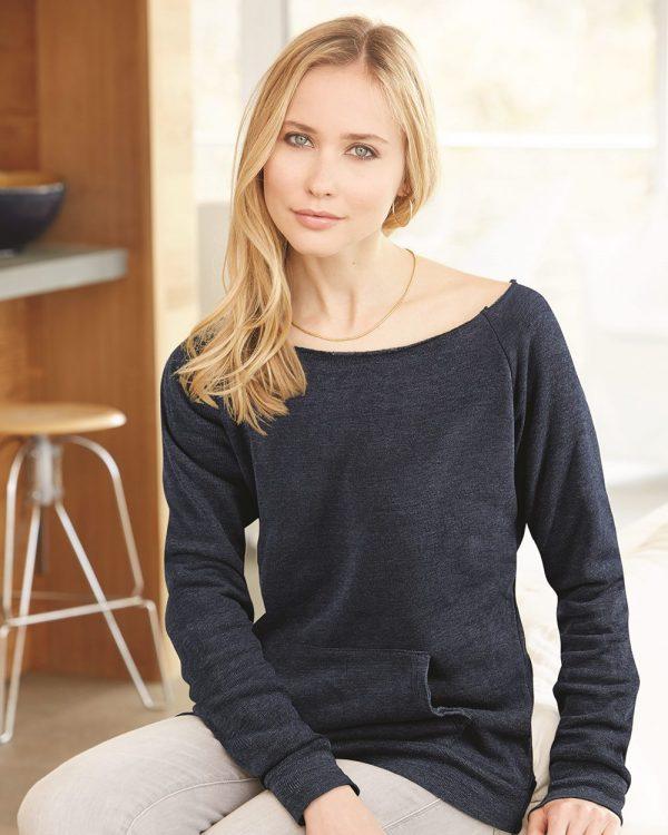 Method Chicago Screen Printing - Alternative - Eco-Fleece™ Women's Maniac Sweatshirt - 9582
