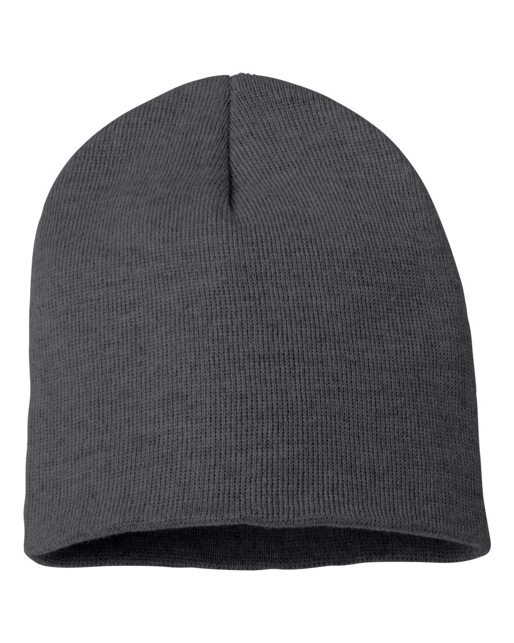 Method Chicago Screen Printing - Sportsman - 8 Inch Knit Beanie - SP08
