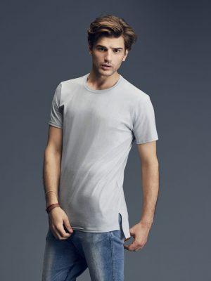 Method Chicago Screen Printing - Anvil Long Body Shirt
