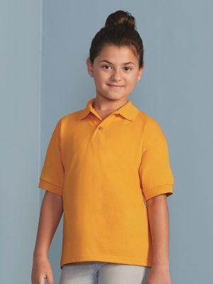Method Chicago Screen Printing - Gildan Youth Polo Shirts