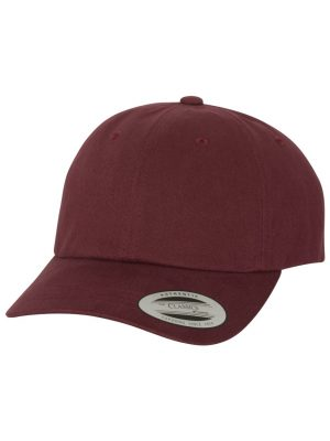 Method Chicago Embroidery - Yupoong - Peached Cotton Twill Dad Cap - 6245PT