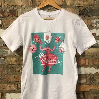 Method Printing - Custom Screen Printed T-Shirt : Miz Cracker