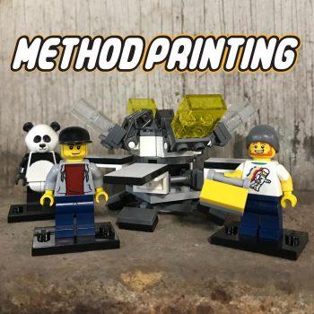 Method Printing - Lego Screen Print Shop